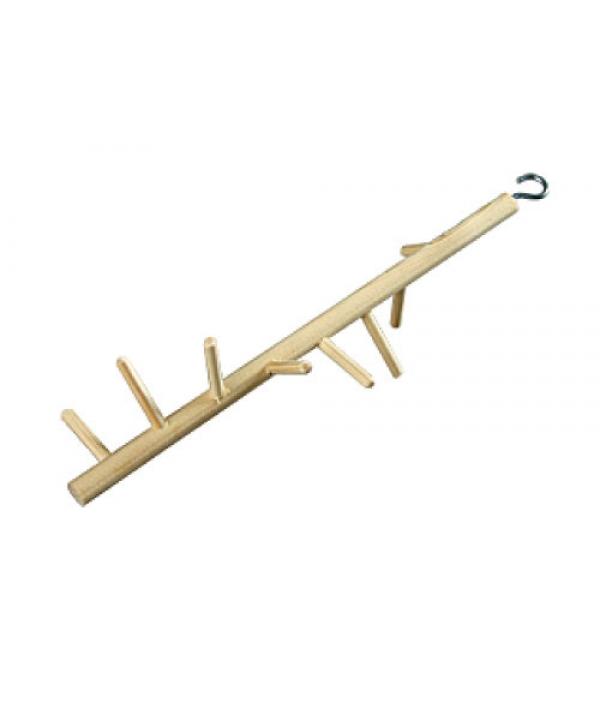 Лесенка деревянная винтовая (8570)