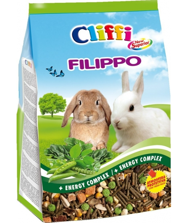 Для Кроликов (Filippo Superior for dwarf rabbits) PCRA036