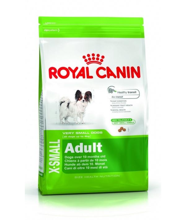 Для взрослых собак карликовых пород (X–Small Adult) 315030/ 315130