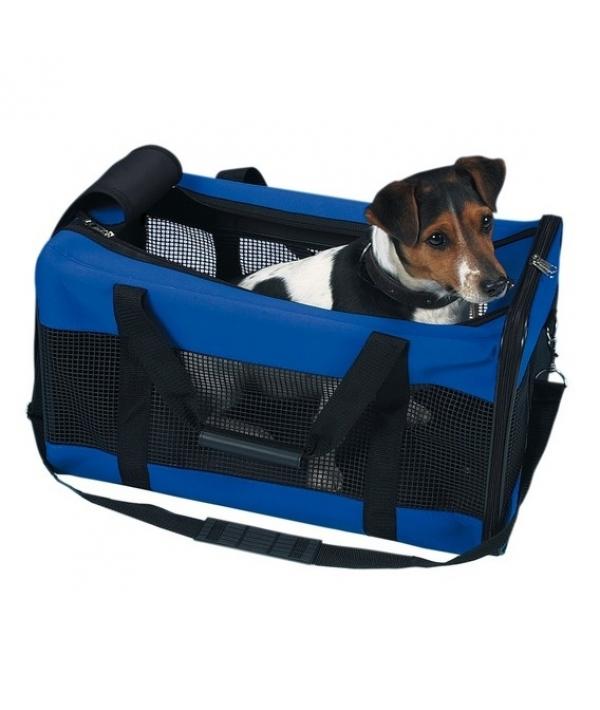 Транспортная сумка синяя, 55*30*30см (28761)