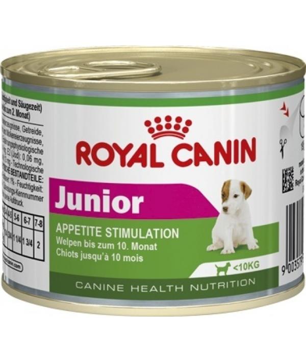 Мусс для щенков 2 мес.–10 мес. (Junior Mousse) 777002