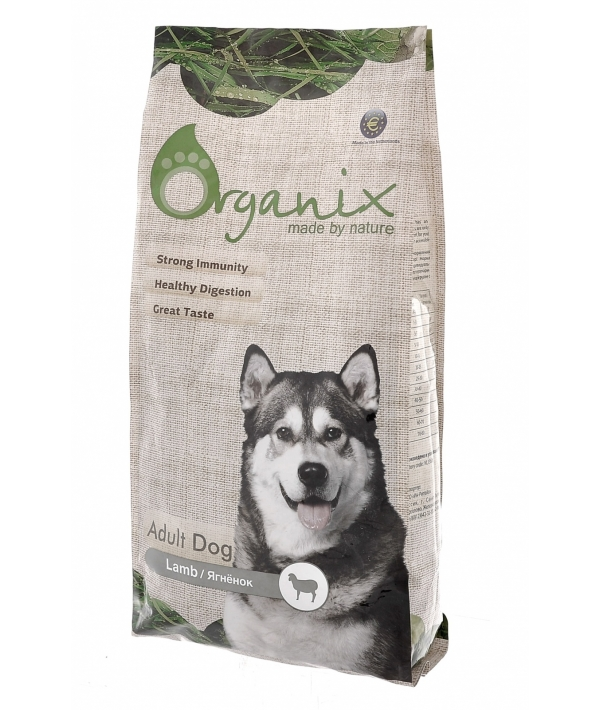 Для взрослых собак с ягненком для чувствительного пищеварения (Adult Dog Lamb)