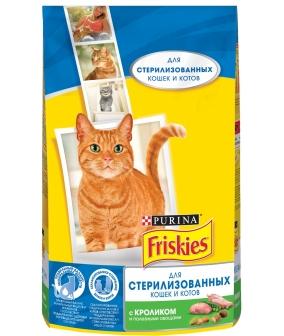 Для стерилизованных кошек с кроликом и овощами (Sterilised with Rabbit) – 12274319