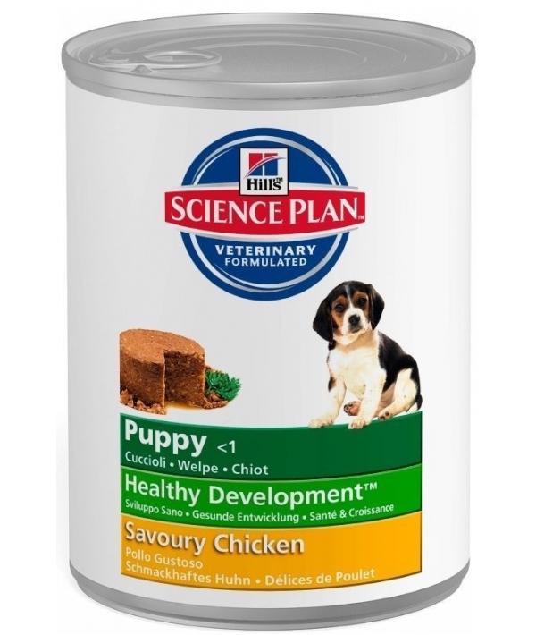 Консервы Для щенков с курицей (Puppy Chicken) 8036U