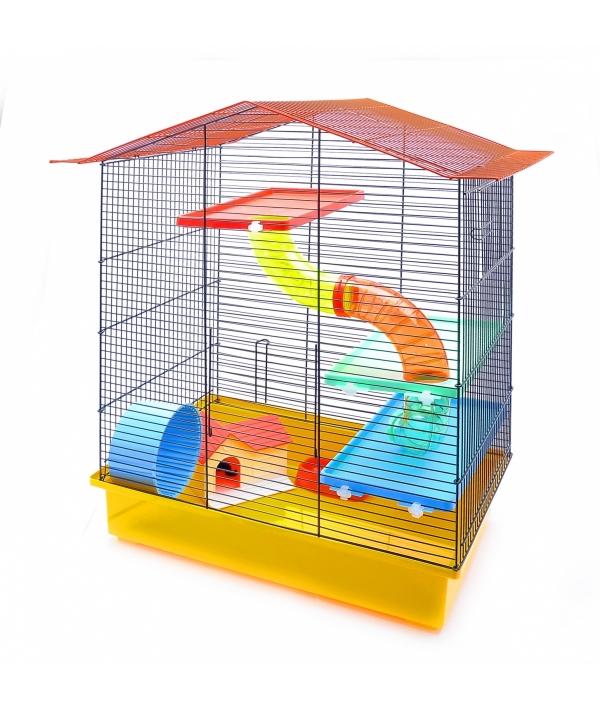 "Клетка для хомяков ""Миа"" 58 * 40,5 * 68 см (Cage for hamsters mia funny) 35143.."
