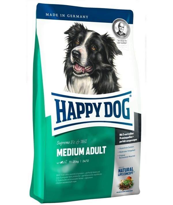 Суприм для взр.собак средних пород: 11 – 25 кг (Adult Medium)