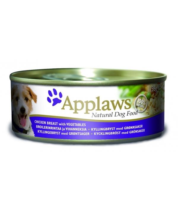 Консервы для Собак с Курицей, овощами и рисом (Dog Chicken, Veg & Rice) 3002CE – A