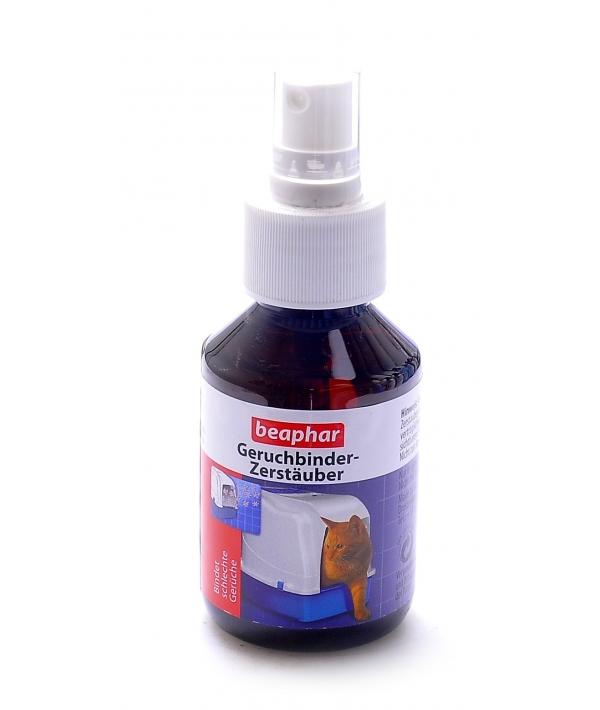 Спрей – дезодорант для кошачьих туалетов (Geruchbinder Zerstauder) 11387